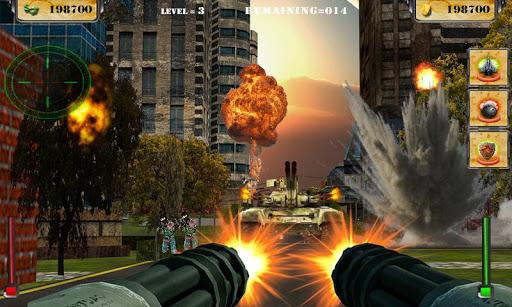 Military Strike 3D