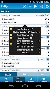 La Liga Soccer - screenshot thumbnail