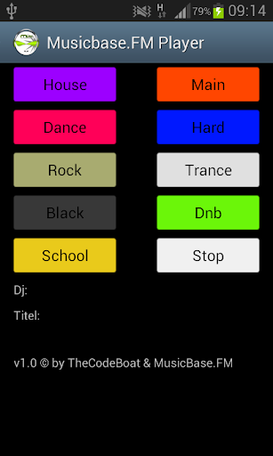 MusicBase.FM Player