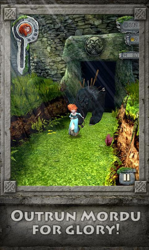 Temple Run Rebelle