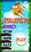 Screenshot of Jumping Bird