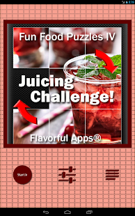 Photo Puzzle Games IV: Juicing- screenshot thumbnail