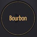 Poweramp Skin - Bourbon theme