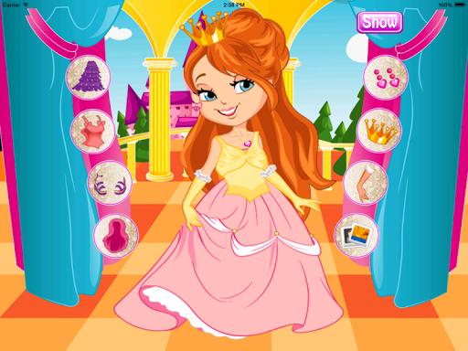 Little Princess Makeover