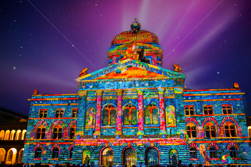 Landmark: The Liver Building is an integral part of Liverpool's Son et  Lumiere show this