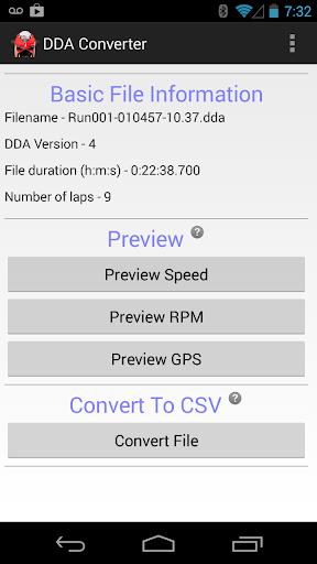DDA Converter