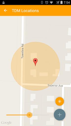 TDM Location Plugin