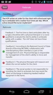 NCLEX-RN Prioritization - screenshot thumbnail