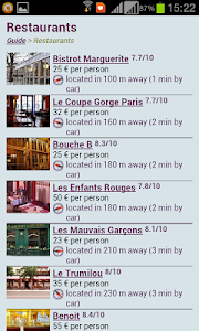 France Travel Guide screenshot 4