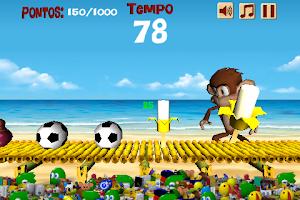 Screenshot of Pega Pop Deskasca