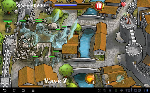 Magic Defenders HD v1.3.8