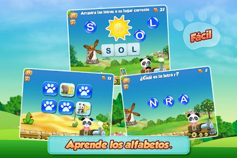 Tren del Alfabeto de Lola FREE: miniatura de captura de pantalla