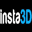 Insta3D logo