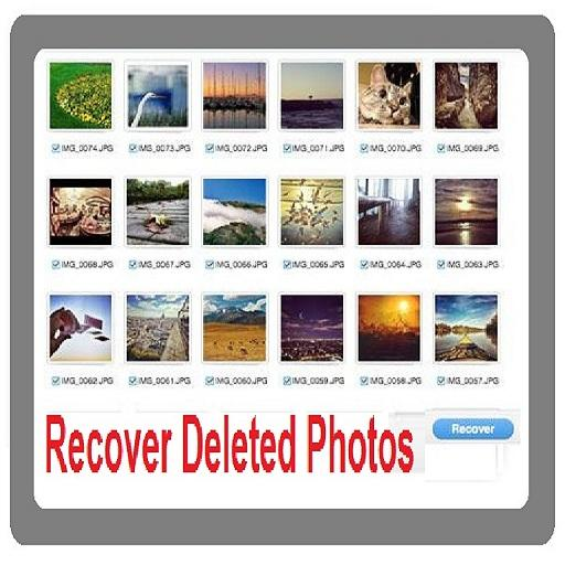 Recover Deleted Pictures Guide - screenshot