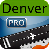 Denver Airport +Flight Tracker