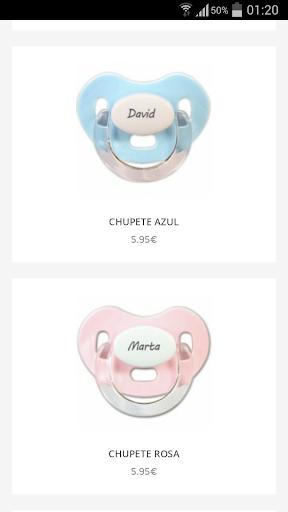 【免費購物App】Chupetes dontete-APP點子