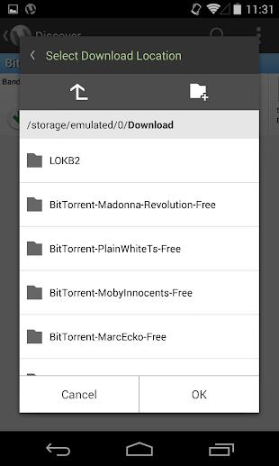 µTorrent® Pro - Torrent App- screenshot thumbnail