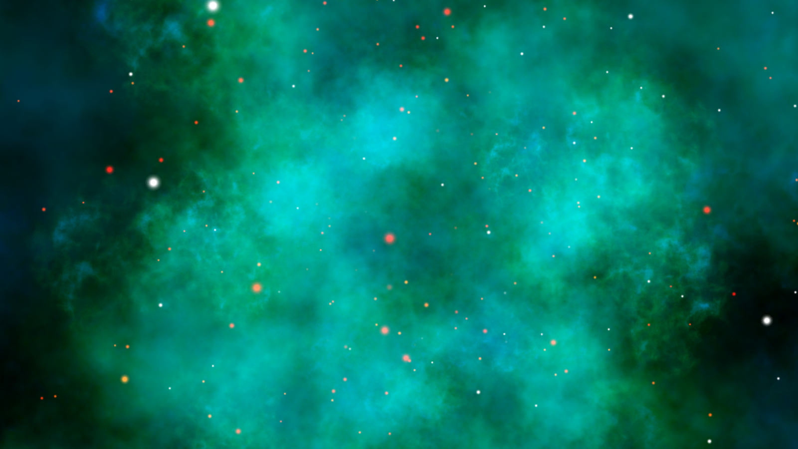 teal space nebula - photo #39