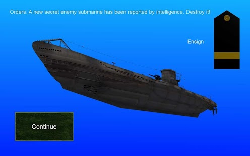 Submarine Destroyer- screenshot thumbnail