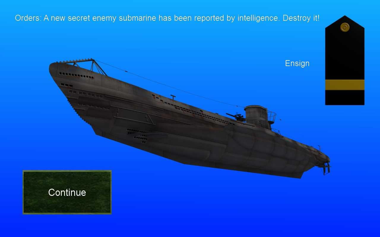 Submarine Destroyer- screenshot