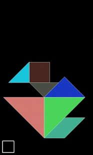 Minimalist Tangram- screenshot thumbnail