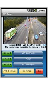 M25 Cams screenshot 2