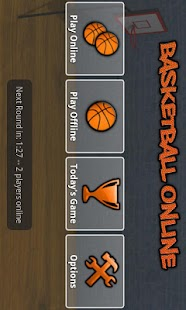 Basketball Online - screenshot thumbnail