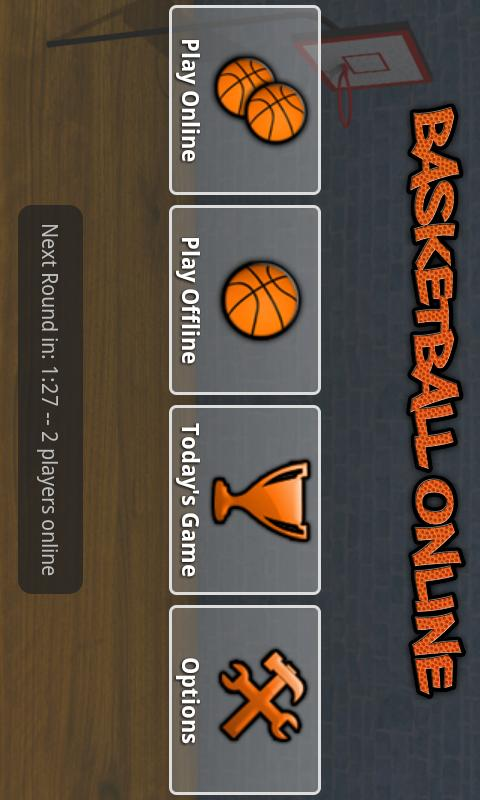 Basketball Online- screenshot