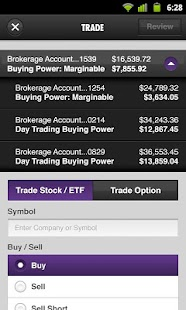 Scottrade® Mobile App - screenshot thumbnail