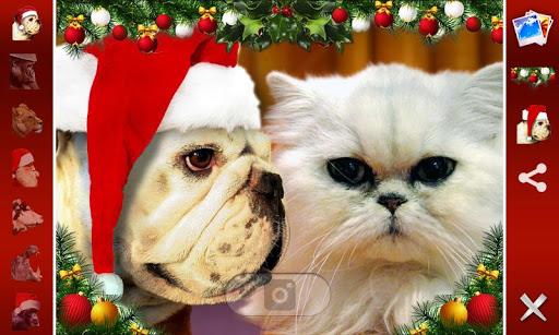 Kisstmas - Postales de Navidad
