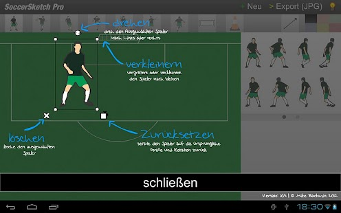SoccerSketch- screenshot thumbnail