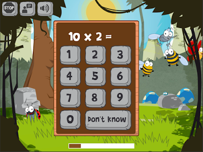 Math times tables (FULL) - screenshot thumbnail