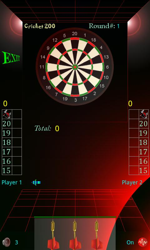Mobile Darts Trial- screenshot