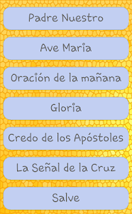 Christian prayers screenshot 1