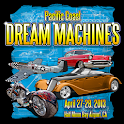 Pacific Coast Dream Machines logo