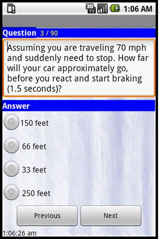 drivers learners test questions and answers pdf