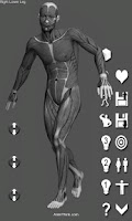 Screenshot of Pose Tool 3D