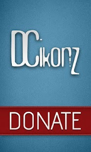 DCIkonZ Donate Silver- screenshot thumbnail