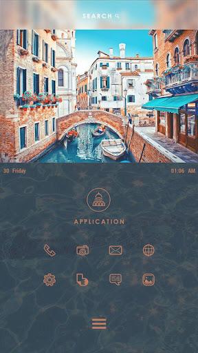 물의 도시 베네치아 버즈런처 테마 홈팩