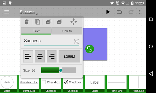 Mocking Pal (mockup/wireframe)- screenshot thumbnail