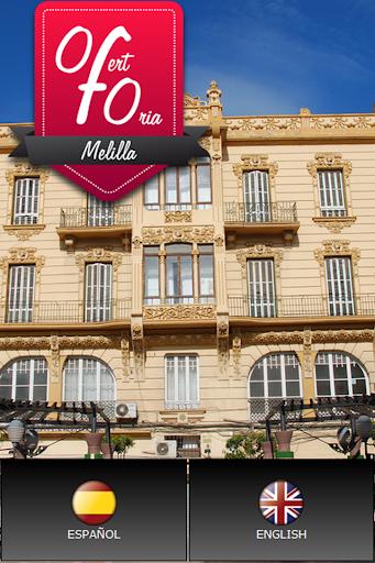 Ofertoria Melilla