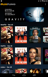 FlixFling - Unlimited Movies - screenshot thumbnail