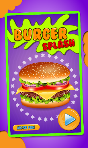 Burger Maker – Cooking Chef