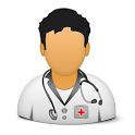 Lékař doma icon