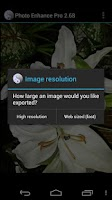 Screenshot of Photo Enhance HDR Editor Pro