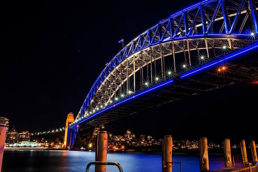 Sydney bridge by Alvin Liu - Buildings & Architecture Bridges & Suspended Structures (  )