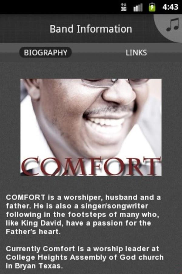 Comfort Manyame- screenshot