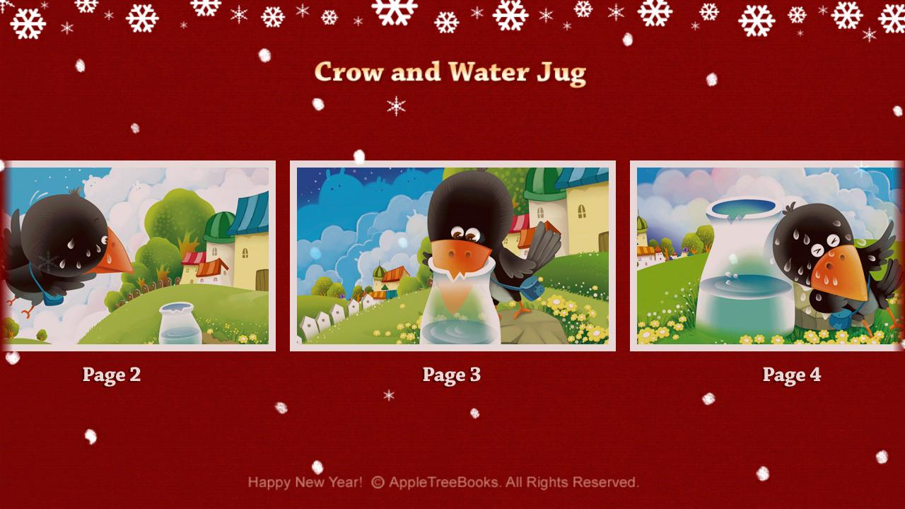The Crow and the Water Jug - screenshot