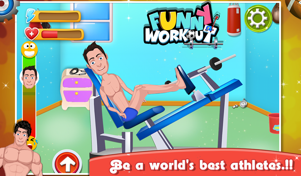 Funny Workout- screenshot