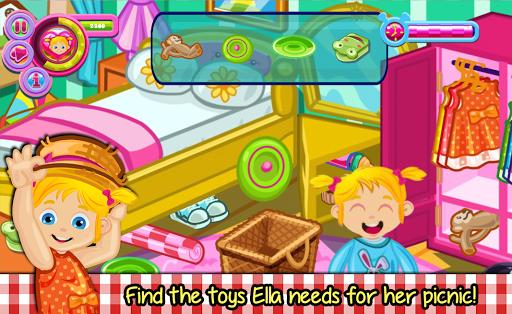 Baby Ella on a Picnic 1.0.2 screenshots 2